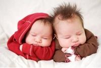 Каждый год в Крыму рождается примерно 250 двойняшек