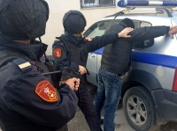 В г. Старый Крым сотрудники Росгвардии задержали злоумышленника, находящегося в федеральном розыске