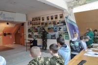 В Ялте прошел муниципальный отборочный этап соревнований «Лиги военно-патриотических клубов»
