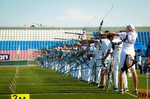 Алушта примет Кубок и первенство России по стрельбе из лука