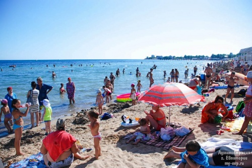 Две пляжные территории разыграют на конкурсе