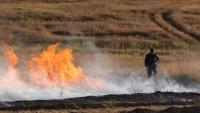 В Крыму объявлена высокая пожароопасность