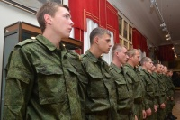 Призывников из Крыма впервые направят служить в ракетные войска