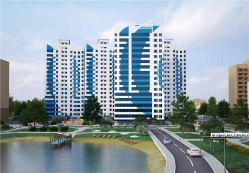 В Керчи началось строительство 17-этажных домов