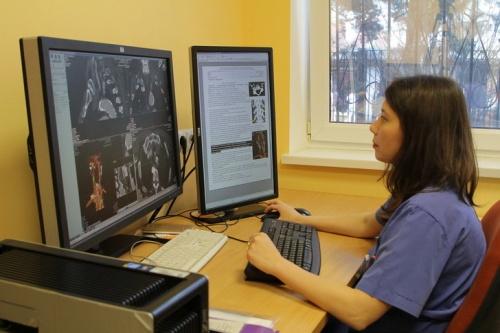 В Севастополе начал работу новый компьютерный томограф