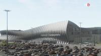 Стоимость парковки в новом терминале аэропорта Симферополь снижена вдвое на месяц