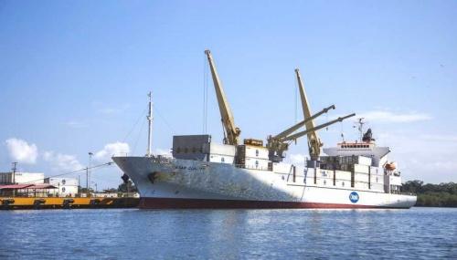 Между сирийским портом Тартус и Севастополем могут пойти сухогрузы с фруктами
