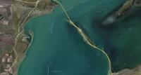 Керченский мост теперь доступен в «Яндекс.Карты»