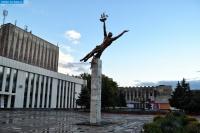 Театр кукол гастролирует по Керчи и Ленино