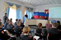 Подведены итоги служебной деятельности крымской вневедомственной охраны Росгвардии за 1 квартал 2018 года