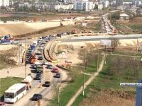 На Верхнем Солнечном в Керчи вновь организовано реверсивное движение