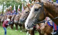 В Евпатории пройдет конный казачий поход