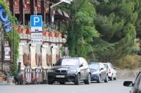 Власти Алушты сделают бесплатными почти все парковки города