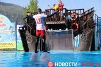 В Ялте стартовал Чемпионат моря по футболу