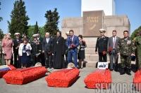 В Севастополе перезахоронили 147 защитников города