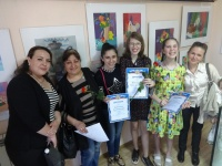 В Ялте открылась выставка детских работ особенных детей «Без границ»
