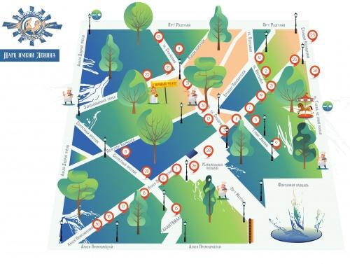 1 июня в Евпатории откроется «Сказочный город»