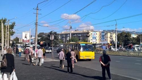 По Симферополю может появиться еще 40 автобусных остановок