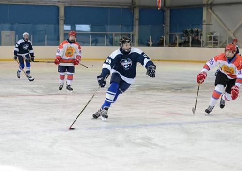 Хоккейный турнир «Кубок адмирала Ушакова» стартовал в Севастополе