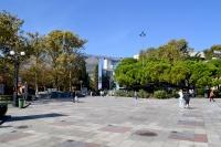 Городской сад в Ялте может стать пешеходной зоной