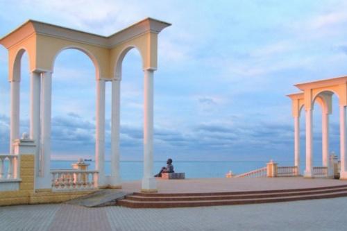 Евпатория снова признана самым экологически чистым и безопасным городом Крыма