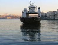 Временное прекращение паромного сообщения в Севастопольской бухте