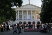 В Севастополе торжественно открыт XXVII Международный кинофорум «Золотой витязь»