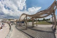 Парк имени Анны Ахматовой будет работать круглосуточно