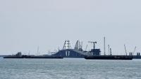 За десять дней по Крымскому мосту проехали более 125 тыс авто