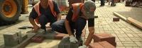Тротуары Симферополя начнут ремонтировать в июле