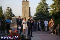 В Керчи отмечают 100-летие пограничной службы