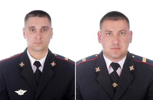 Супружеская пара из г.Армянска поблагодарила росгвардейцев, которые оказали доврачебную помощь их сыну