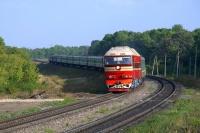 Крымская железная дорога перевезла больше миллиона пассажиров с начала года