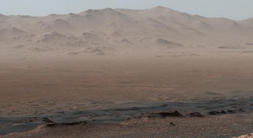 Новый способ изучить минералогию Марса
