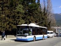 В Ялте оптимизация схемы дорожного движения предполагает оставить на дорогах города 161 единицу общественного транспорта