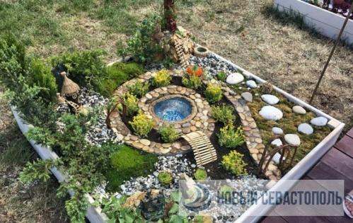 В Севастополе проходит фестиваль садов и цветов