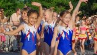 В Евпатории состоялся фестиваль «Спортивный звездопад»