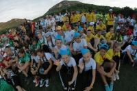 «Детский слет Севастополя» на Тороповой даче собрал тысячу школьников