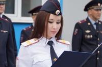 Новые сотрудники полиции приняли присягу в Симферополе