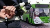 На дорогах Керчи следят за водителями автобусов