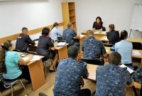 Сотрудники кадровых органов крымских подразделений вневедомственной охраны Росгвардии обменялись профессиональным опытом
