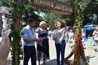 Вторую «винную деревню» открыли в Алуште