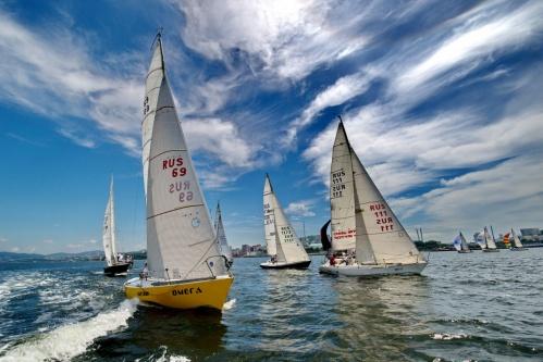 В Керченском проливе пройдет парусный фестиваль