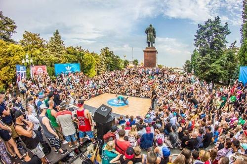 В Ялте пройдет чемпионат мира по брейк-дансу «Crimea Break Dance World Cup»