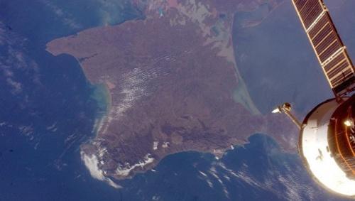 """В Крыму готовятся """"ловить"""" земельных нарушителей с помощью спутников"""
