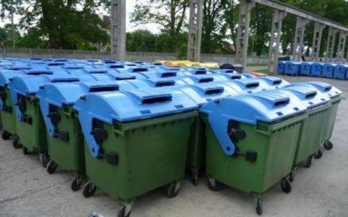 Полтысячи новых контейнеров для мусора скоро закупит Симферополь