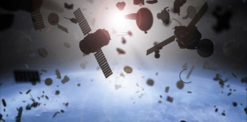 На орбите Земли обнаружено 7,2 тыс тонн космического мусора