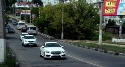 В Севастополе отремонтируют автомост между Гагаринским и Ленинским районами