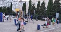 Крым получит более 200 млн руб на строительство спортплощадок