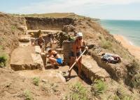 В Керчи стартовала экспедиция Института археологии Крыма